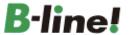 ロゴ:B-line