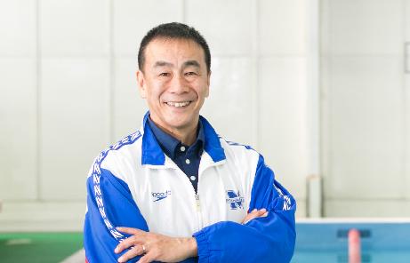 立ち姿:代表取締役 永田 和久
